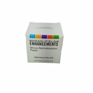 Rodan and Fields Enhancements Micro dermabrasion Paste 4.2oz