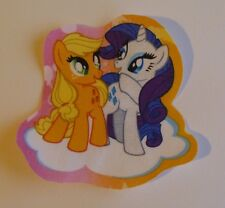 1 Iron On Fabric Appilque Scrapbooking -  Licensed My Little Pony #B - Handcut