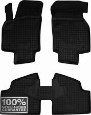 Rubber Carmats for Opel Astra H 2004-2008 All Weather Floor Mats Fully Tailored