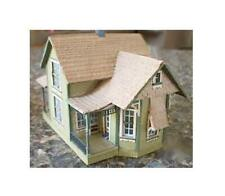 Queen Anne House Classic Miniatures Ho Scale Kit new in box 1/87 scale