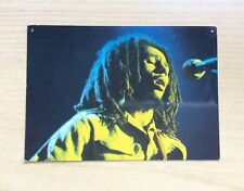 CARTOLINA - IMMAGINE DI BOB MARLEY - ED. BEATRICE D'ESTE - PHOTO BY GUIDO HARARI