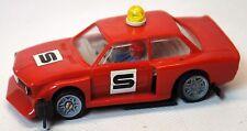 ★★★Vintage Slot car/SAFETY CAR   BMW CARRERA ★★★
