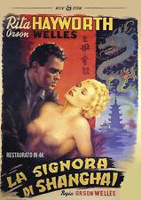 La Signora Di Shangai (Edizione Restaurata 4K) DVD SINISTER FILM