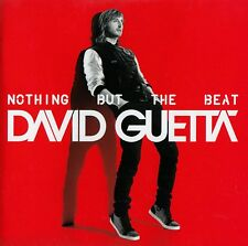 DAVID GUETTA : NOTHING BUT THE BEAT / 2 CD-SET - TOP-ZUSTAND