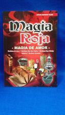 Libro MAGIA ROJA  religion yoruba ifa santeria esoterica