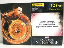 Doctor Strange Movie Trading Card - 1x #125 Power Card-TCG