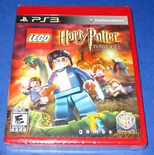 LEGO Harry Potter: Years 5-7 Sony PlayStation 3 *Factory Sealed! *Free Shipping!