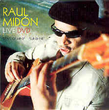 Raul Midon - State Of Mind DVD Single Cardcover