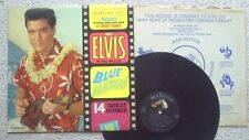 "ELVIS ""BLUE HAWAII"" deep groove MONO LPM-2426 super clean lp, cover & inner!"