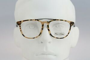 Marc O'Polo by Metzler 029 718 Vintage 90s tortoise square aviator glasses frame