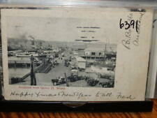 #6391,Auckland From Queen St Wharf 1905,New Zealand