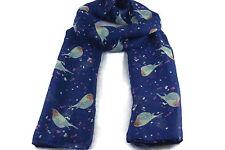 Ladies Women's Girl's Scarf Wrap Butterfly Birds Animals Print Free UK P&P