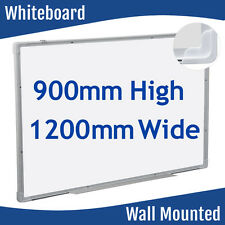 1200X 900mm Magnetic Dry Wipe White Board Eraser Memo Teaching Office Board