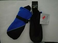 Boys Champion C9 Thinsulate Insulation Blue   Black Ski Mittens Size ... f2cf379c4974