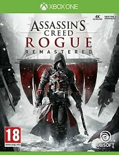 Assassin's Creed: Rogue Remasted Xbox one(Leer descripcion)