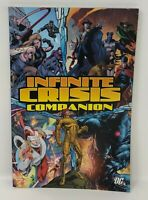 DC INFINITE CRISIS COMPANION Graphic Novel  TPB