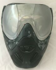 Sly Profit Thermal Anti Fog Paintball Mask Goggle Black and Camouflage