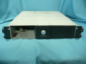 """Dell Powervault 114T 2U Rackmount LT0 Tape Drive 2 /4 Bay SCSI Chassis 5.25"""""""