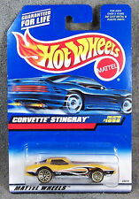 HOT WHEELS ~ 1980 CORVETTE STINGRAY ~ TAN
