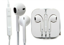 NEW APPLE IPHONE OEM ORIGINAL HEADPHONES WITH MIC FOR ALL IPHONE MODELS