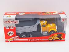 14645 | Majorette Muldenkipper LKW US Truck Baufahrzeug Builders 17 cm Kinder