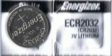 1 New ENERGIZER CR2032 Lithium 3v Coin Battery Australia Stock FAST SHIPPING