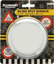 RV-15 LARGE SUMMIT BLIND SPOT MIRROR ROUND ADHESIVE WIDE ANGLE 3 3/4""