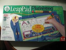 Leap Pad plus Writing Learning System by Leap Frog, Brand New and Sealed *dented