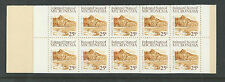 MICRONESIA # 36a MNH TRUK ISLAND (Complete Booklet)