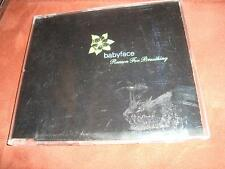 BABYFACE - Reason for breathing (Maxi-CD)