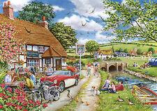 La House of Puzzles-Puzzle 1000 PEZZI-pranzo della domenica al sole