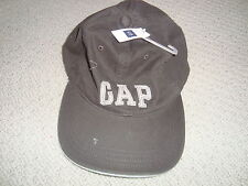 New Gap Hat Brown Adjustable Medium Large