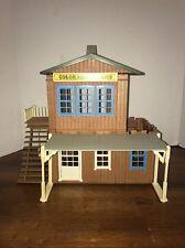Playmobil #3770 Vintage Colorado Spring Station - Cowboys Western Train