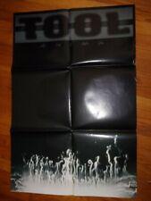 TOOL -AEnima - original U.S. 1996 Zoo/Volcano Entertainment Records promo poster