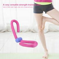 YOGA Thigh Master Toner Exerciser Leg Arm Fitness Training Gym Equipment SR