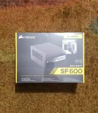 Corsair SF600 80 Plus Gold 600W Modular PSU Power supply SFX itx CP9020182 600-W