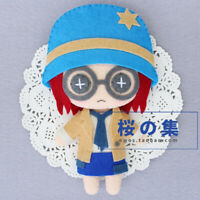 Anime Identity V Cosplay DIY hand-made Plush Doll Toy Material package Cute Gift