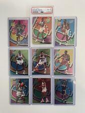 1993-94 Power in the Key Michael Jordan PSA 8 ,  Full Set