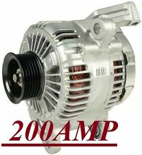 2006-2003 Jeep Liberty 3.7L 2007-2001 Dodge Dakota 4.7L 200 HIGH AMP ALTERNATOR