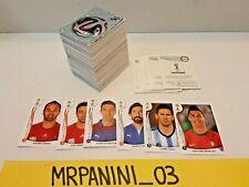 WC BRASIL 2014 -Panini- 400 Figurine-Stickers DIVERSE (Presenti MESSI RONALDO)