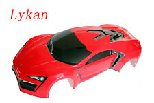 1/10 Painted RC Car Lykan hypersport  Body Shell 190mm (C006)