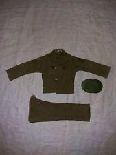 Vintage 1964 GI JOE ACTION SOLDIER Outfit & Cap TM JAPAN