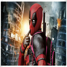 Deadpool Wooden Frameless Puzzle Toys Jigsaw Puzzles Holiday Kids Gift 1000pcs