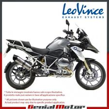 BMW R 1200 GS 2013 13 LEOVINCE EXHAUST MUFFLER LV ONE EVO STAINLESS STEEL 8786E