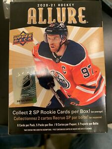 2020-21 Allure Hockey / Base / RC's / SP / Autos / 05' Shield / ETC / U PICK