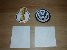 100% Orig. DFB POKAL + VW Patch 2018/2019 18/19 Logo Badge Matchworn Bayern BVB