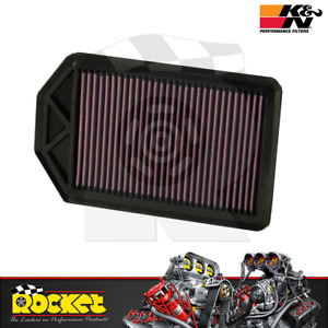 K&N Panel Air Filter 2007-2009 Fits Honda CR-V - KN33-2377