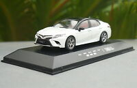 1/43 Toyota Camry Sport 2018 White Diecast model Collection