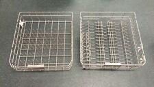 Kenmore Dishwasher Dishrack Set Upper + Lower W10315890; W10525645; W10462394