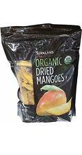 100 Organic Dried Mangoes No Added Sugar